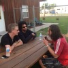 Jerry Cantrell & William Duvall (Alice In Chains Interview) Rocklahoma May 25, 2013