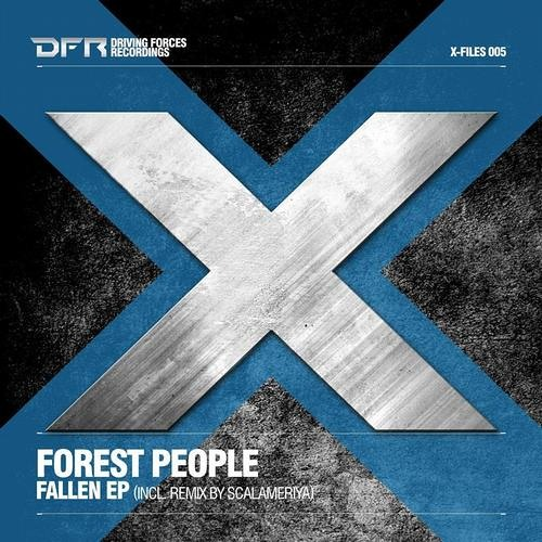Forest People - Leviathan (Scalameriya Remix) [Driving Froces DFRX005] (2013)