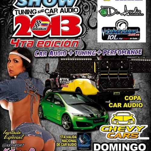 EXPO SHOW TUNING AND CAR AUDIO 2013 - 16 de Junio