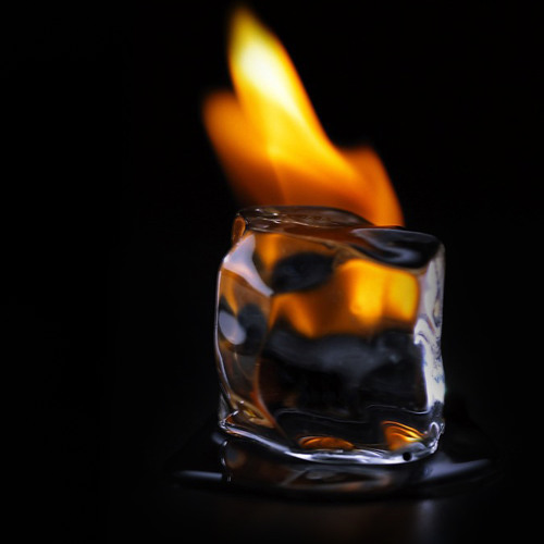 FIRE AND ICE by Robert FROST read by MAN POEMS
