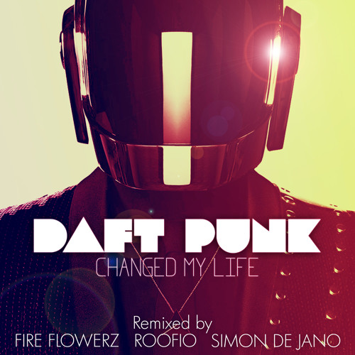 DAFT PUNK - INSTANT CRUSH (Roofio french house RMX)
