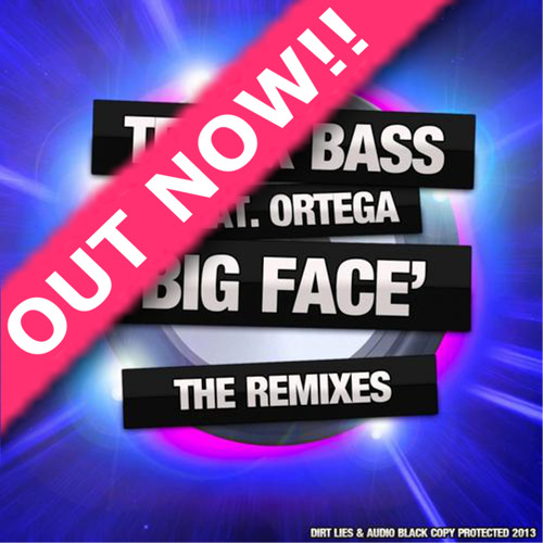 Tetrix Bass feat. Ortega - Big Face (Grilled Cheese Remix) Out Now! *Featured on LabelWorx*
