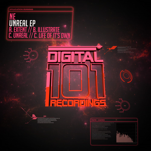 NE - Life Of It's Own - The Unreal EP ( Out Now ! )