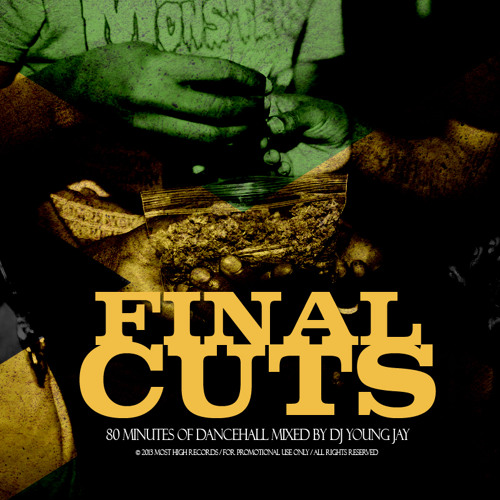 Final Cuts vol.3 presented by Dj Young Jay