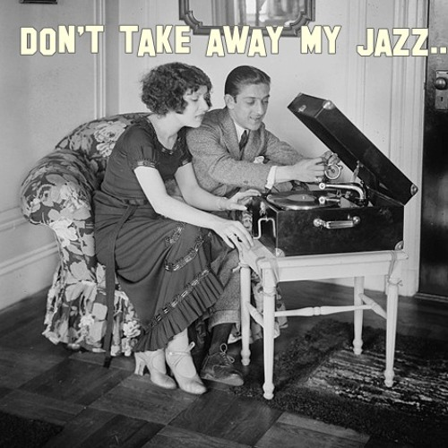 Don't take away my Jazz ....  with Iwan Gronert (click for info)