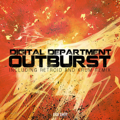 Digital Department - Outburst (Retroid Remix) - OUT NOW