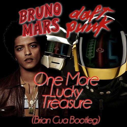 Br*uno*Mars vs. D*aft P*unk - One More Lucky Treasure (Brian Cua Mashup)