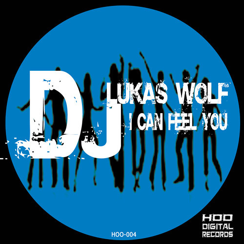 HOO 004 B Dj Lukas Wolf - I Can Feel You (Minimal Type Mix)