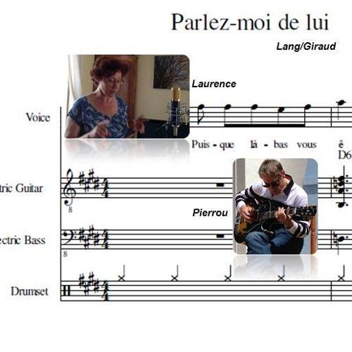 Parlez-moi de lui  (Cover by Laurie & Pierrou)