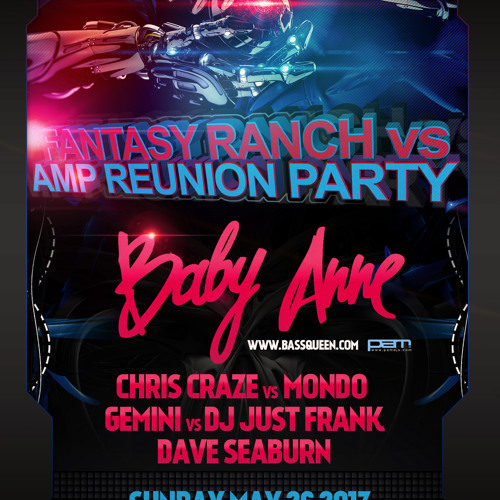 Fantasy Ranch:Amp Reunion Party 05-26-13