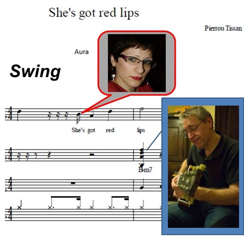 She's got red lips (Aura & Pierrou)