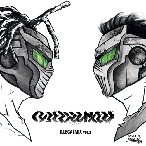 CYBERPUNKERS Illegalmix Vol.3 - FREE DOWNLOAD