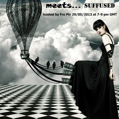 Theriel meets... Suffused (29 May 2013) on TM-Radio