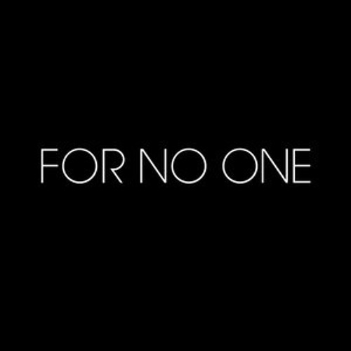 For No One - Paul McCartney