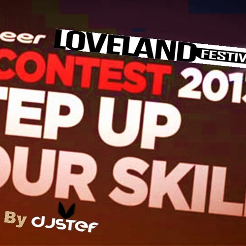 Minimx By DjStef For Loveland Amsterdam Dj Contest 2013