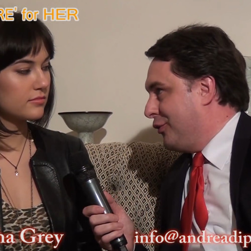 Be Low ft. Sasha Grey & Andrea Diprè - Sei un'artista astratta