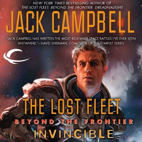 Invincible by Jack Campbell, Narrated by Christian Rummel