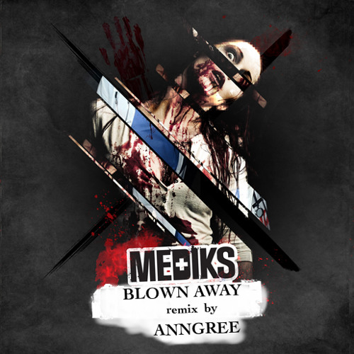 Mediks feat. Astronaut - Blown Away (AnnGree remix) [now FULL version,  FREE d/l]