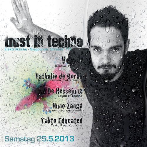 VEGIM @ TRUST IN TECHNO 25.05.2013 - KÖLN ( GERMANY)
