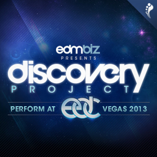 Unisphere - Turn Up (Original Mix) Discovery Project: EDC Las Vegas