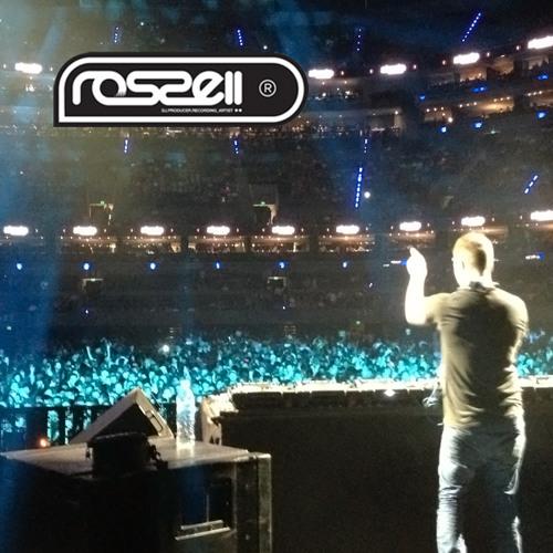 Rossell @ArenaCdMexico (Warmup Tiesto May 2013)