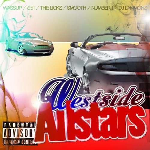 WESTSIDE ALLSTARS ALBUM SNIPPET (READ DESCRIPTION BELOW) (djlamonnz Samples)