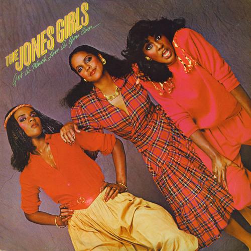 Nights Over Egypt--The Jones Girls  (((C•Parker rework)))