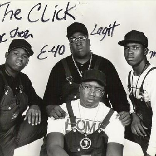The Click - Hurricane (Relly Rel$ Got 5 On It Blend)
