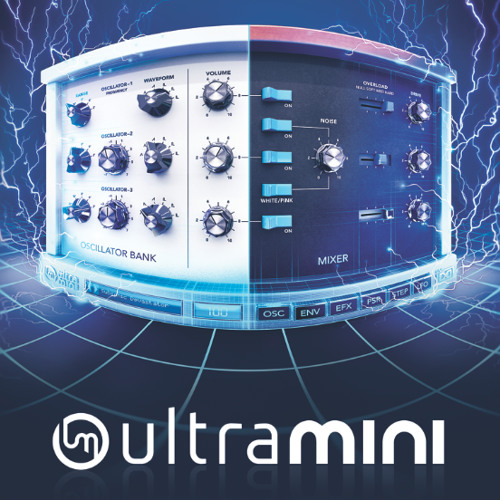 UltraMini | UltraMini by Scott Yahney (Drums Electro Suite)