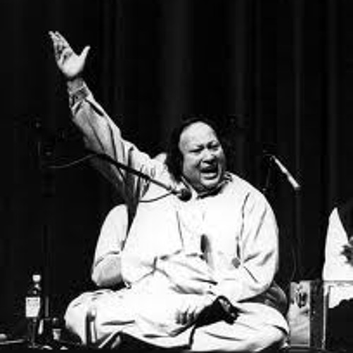 "Rumi's Poem ""Na man behooda"" By Nusrat Fateh Ali Khan."