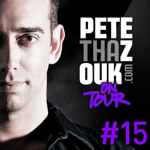 PETE THA ZOUK -  ONTOUR 015 ( GUEST: JAY ACID )