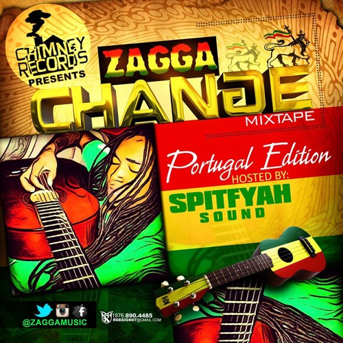 ZAGGA - REMEMBER THE DAYS Dubplate (Spit Fyah Sound)