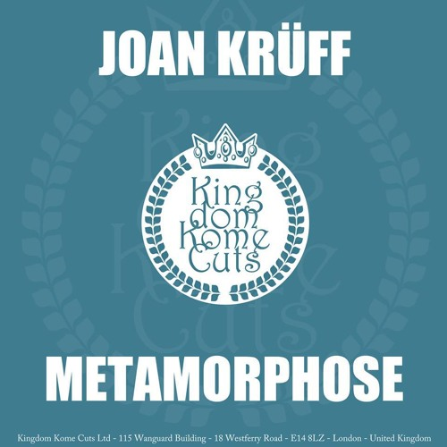 Joan Krüff - Metamorphose (Preview) /Kingdom Kome Cuts Records