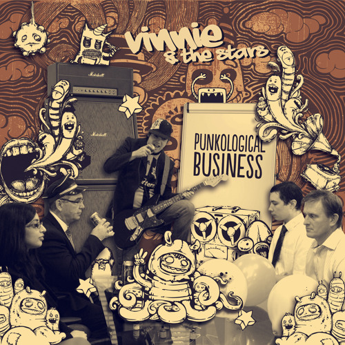 VINNIE & THE STARS - 4 or 5 Canner