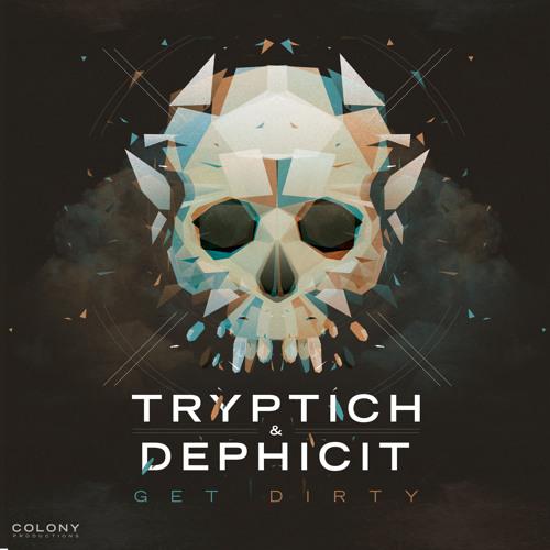 Tryptich & Dephicit -  Get Dirty (Winner of Best Track UK Glitch Hop awards 2013)