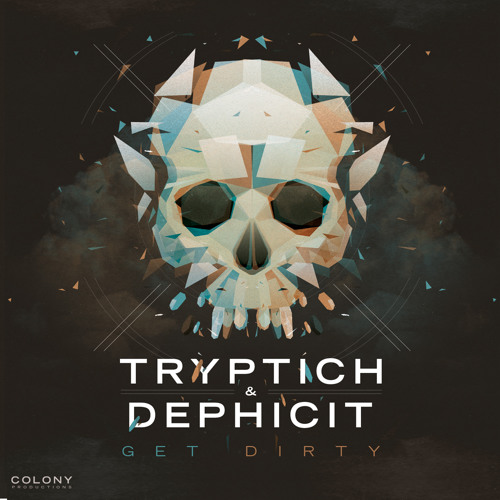 Tryptich & Dephicit - Get Dirty **BEST TRACK UK** @ 2013 UK Glitch hop Awards [OUT NOW]