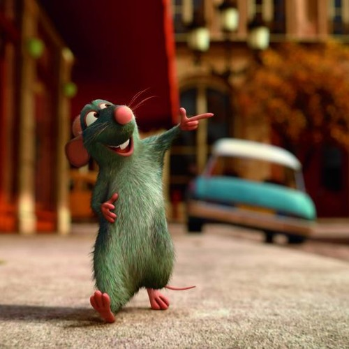 ( ريمى وجوستو ( قصة فأر ثورى  Ratatouille Mix