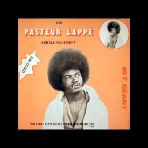 Pasteur Lappé - Soho