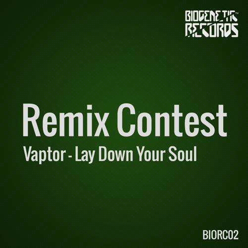 Biogenetic Records Remix Competition 2013 - Closed