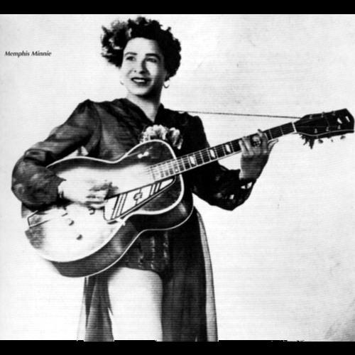 """C.C. Rider: Memphis Minnie """"Me and My Chauffeur"""" - Guitar Shootout"""