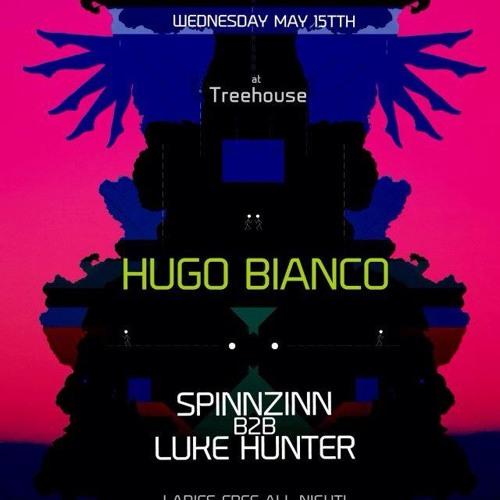 Luke Hunter @BlowUp Treehouse Miami Opening Set 5/15/2013