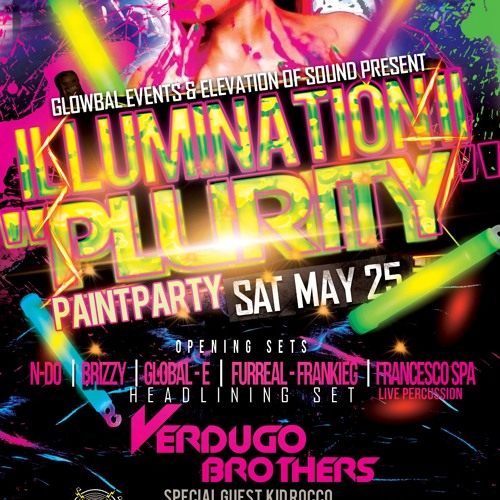 Verdugo Brothers LIVE at PLURity in Pennsyvlania