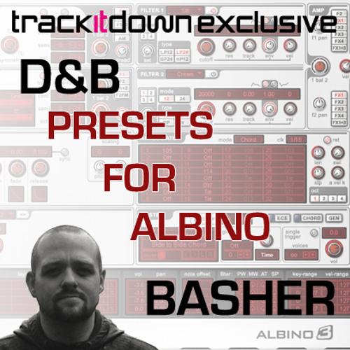 Basher - D&B Preset Pack For Albino (Demo) - (Trackitdown) - (2013)