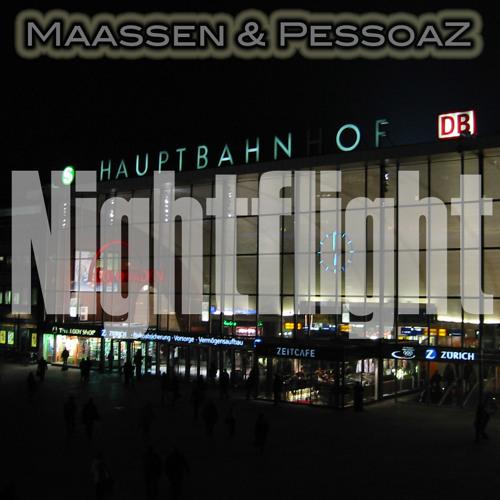 Dirk Maassen feat. PessoaZ - Nightflight