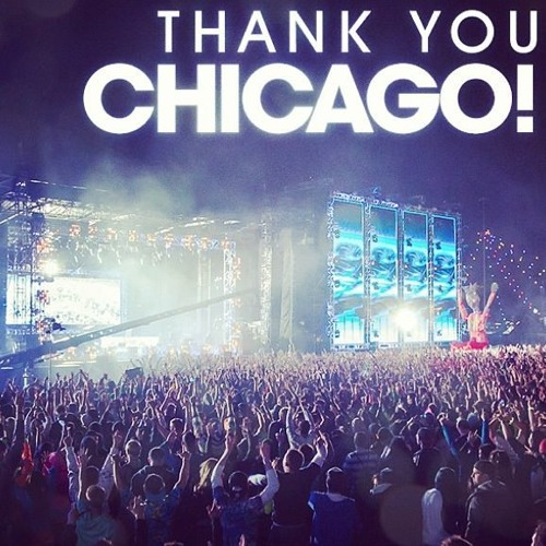 Dash Berlin Live Mix: EDC (Electric Daisy Carnival) Chicago 2013 - May 26th, 2013