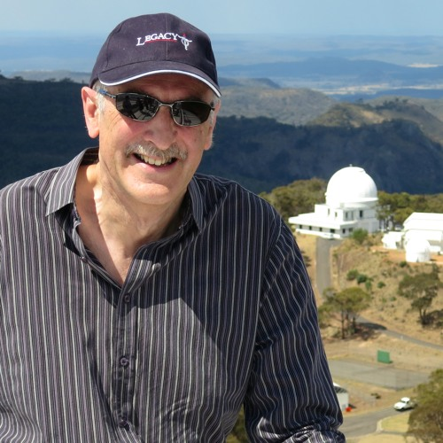 Stargazing with Fred Watson