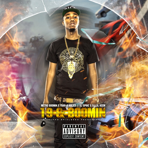 "Metro Boomin- ""Serious"" Ft. Trinidad James & Curtis Williams (Co-produced by Sonny Digital)"