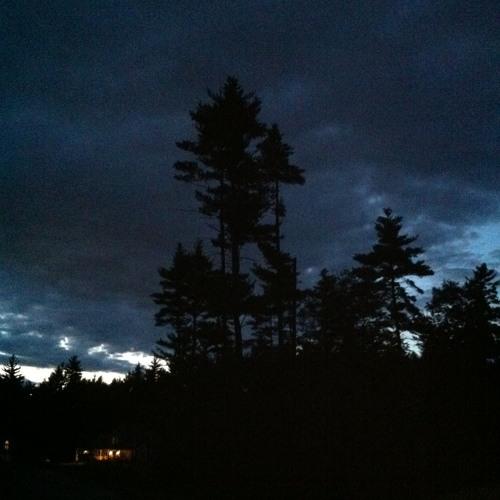Low Blank Sky