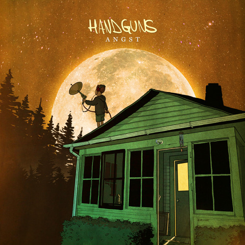 """Handguns - """"Stay With Me"""""""