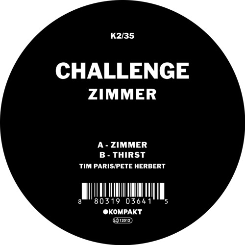 Challenge 'Thirst' (K2 2008)